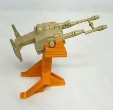 Vintage 1982 MOTU He Man Master of Universe Castle Grayskull TURRET GUN Weapon