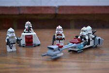 7655-1 Clone Troopers Battle Pack-Lego Star Wars + Bonus Shock Trooper Incluido
