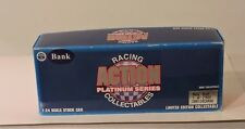 Winston Cup Racing Platinum Series #96 of 2500 Ricky Rudd #10 tide car coin bank