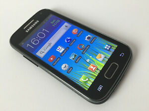Samsung Galaxy Ace 2 GT-I8160 Onyx Black 4GB - Used Unlocked Faulty Working