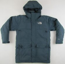 The North Face McMurdo goose down HyVent hooded parka jacket black mens Medium M
