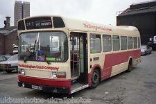 Birmingham Coach Company YCW843N Bus Photo Ref P1690
