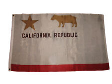 3x5 Vintage Historic California Republic of 1846 Flag 3'x5' Banner grommets