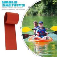 Kayak Rib Inflatable Boat Glue Canoe PVC Dinghy Repair Kit D0J1