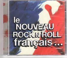 (GP487) Le Nouveau Rock N Roll Francais...- 2004 Sealed CD