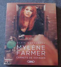 Mylene Farmer, Carnets de voyages, Livre