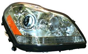 Mercedes-Benz GL450 Hella Front Right Headlight 263400061 1648204859