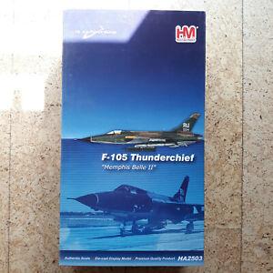 Hobby Master, Republic F-105D Thunderchief, USAF Memphis Belle II, HA2503, 1:72