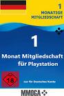 PSN Karte 30 Tage 1 Monat Playstation Plus Network - Download Key PSN Card [DE]*