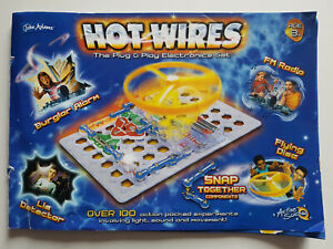 John Adams: Hot-Wires. Spare parts. Choose what you need. V3 (2010)