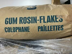 250Kg Top Quality Portuguese Gum Rosin WW/X whilst stock lasts, collection only