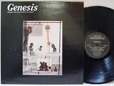 GENESIS - Where Sour Turns to Sweet LP (RARE UK Import w/Alt. Cvr., Debut Album)