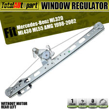 Window Regulator for Mercedes Benz W163 ML320 ML430 W/o Motor 98-02 Rear Left