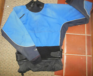 NRS Semi DryTop Breathable Waterproof Paddling Jacket Mens XL w/ Wrist Gaskets