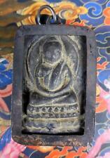 Original PHRA SOOMGOR Thai Buddha Amulet blessed in Wat Phra Kaew Temple Bangkok