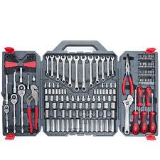 Mechanics Hand Tool Kit Set 170Pc Assorted Screw Driver Industrial Mechanical