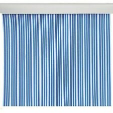Cortina de puerta Cinta Azul 90x210 cm