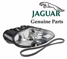 Jaguar XK8 XKR Passenger Right Headlight Lens Genuine LJA 4650BA