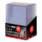 Top Loader 260pt von Ultra Pro (10 Stück)Toploader-Hüllen & Kartenhalter - 183438
