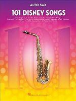 101 Disney Songs : For Alto Sax, Paperback by Hal Leonard Publishing Corporat...