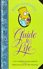 BART SIMPSON'S GUIDE TO LIFE: A WEE HANDBOOK FOR THE PERPLEXED The Simpsons Bart