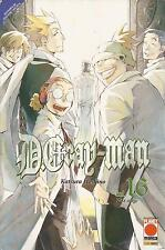 MANGA - D. Gray-Man N° 16 - Prima Ristampa - Planet Manga - NUOVO