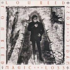 1 CENT CD Magic and Loss - Lou Reed