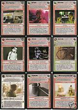 9 STAR WARS CCG A New Hope LoT JAWA ION GUN Grappling +