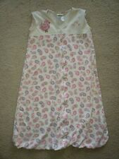 Halo Cotton Sleep Sack Wearable Blanket Large 12-18 Months Bird Sleepsack