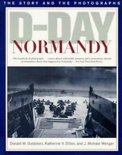 America at War: D-Day Normandy : The Story and Photographs by Katherine V....
