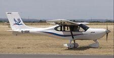 Jabiru J-250 Light Sport Homebuilt Aircraft Wood Model Free Shipping Regular