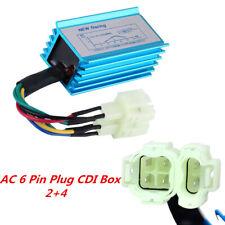 High Performance AC 6 Pin CDI Box for CG 125cc -250cc Quad ATV,Dirt Bike,Go Kart