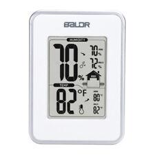 Digital LCD Hygrometer Humidity Temperature Meter Gauge Indoor Thermometer