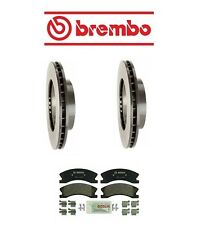 Jeep Grand Cherokee 99-02 V8 4.7L Brembo Front Brake Kit w/ Rotors and Pads