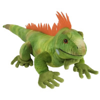 CUDDLEKINS IGUANA PLUSH SOFT TOY 60CM STUFFED ANIMAL BY WILD REPUBLIC