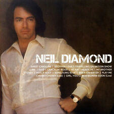 NEIL DIAMOND - Icon (Best Of / Greatest Hits) - CD - NEUWARE