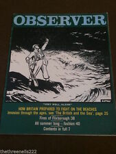 July Observer News & Current Affairs Magazines