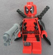 Lego: 'Deadpool' Rare 2012 Marvel Superhero ~ Set #6866 Chopper Showdown ~ Look!