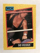 1991 Impel WCW #32 - Sid Vicious - Wrestling