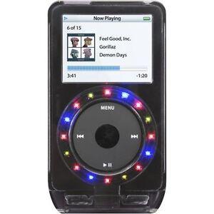 Griffin Black Disko Case for 5G iPod Video - 30 60 80 GB