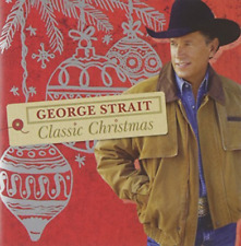 STRAIT,GEORGE-CLASSIC CHRISTMAS  (US IMPORT)  CD NEW