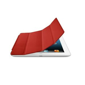 Genuine Apple iPad 2/3/4 Smart Cover Red (Leather)