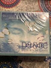Contemplation Peace Set 3 CD Relax With The Classic Neu Verschweißt