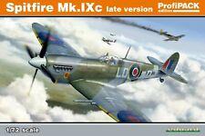 Eduard Profipack 1:72 Scale - Spitfire Mk.IXc Late Version Model Kit 70121