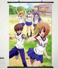 HIGURASHI NO NAKU KORONI WHEN THEY CRY Home Decor Anime Poster Wall Scroll 021