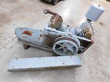 Gardner Denver 2 Stage Air Compressor Pump Gardner Denver V Twin Avlqvb