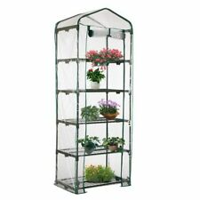 PVC Warm Garden Tier Mini Household Plant Flowers Greenhouse Protect Cover