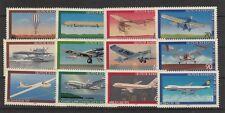 BRD Bund Jugend Flugzeuge , planes 1978 + 1979 + 1980 postfrisch ** komplett