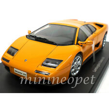 AUTOart 74527 LAMBORGHINI DIABLO 6.0 1/18 DIECAST MODEL CAR ORANGE