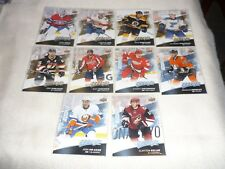 2017-18 Upper Deck MVP NHL Lot of 10 Short Prints SPs Rookies Ovechkin Ho Sang++